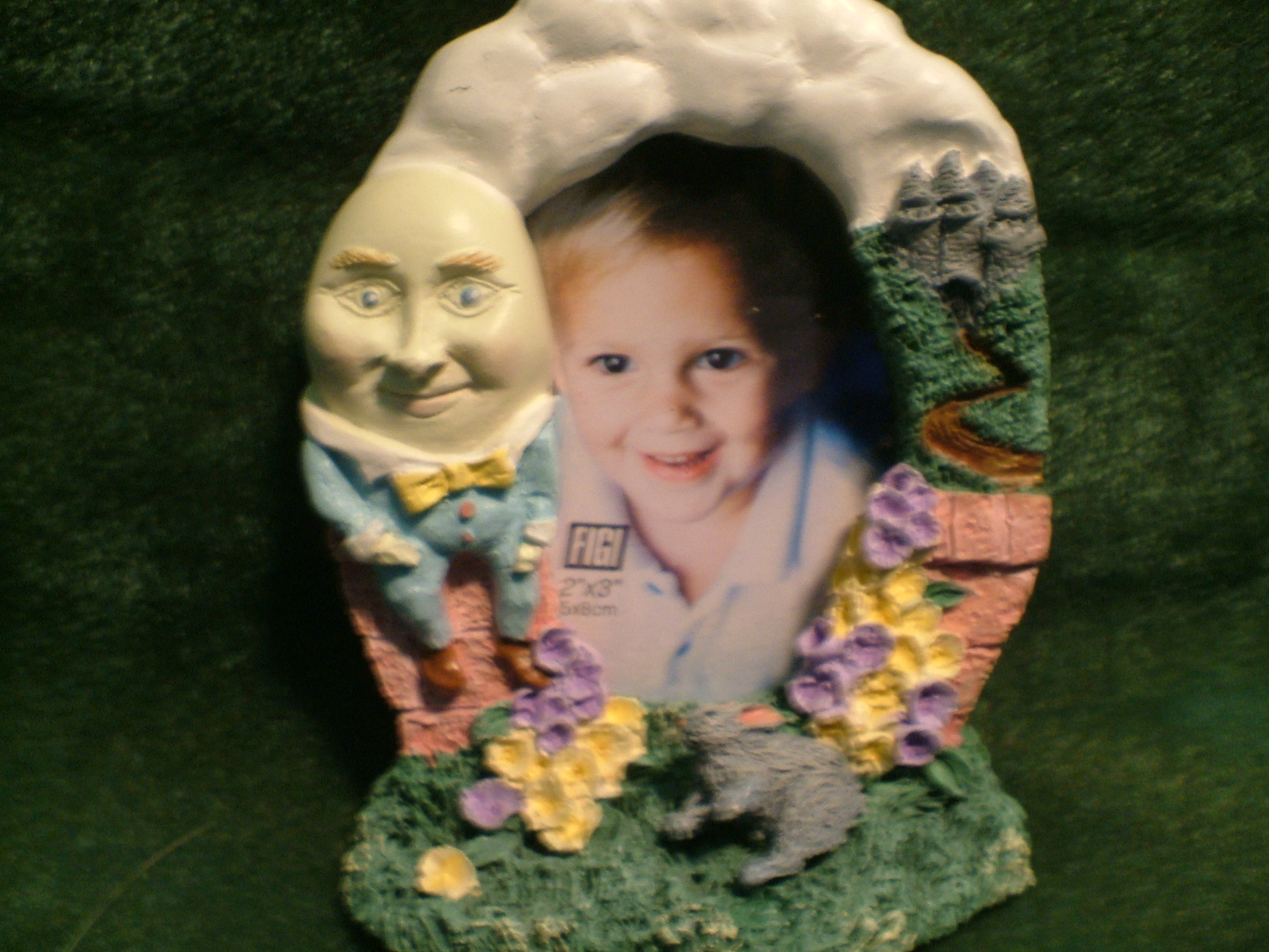 Humpty Dumpty Picture Frame