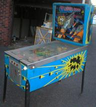 Pinball Machine Stern Flight 2000
