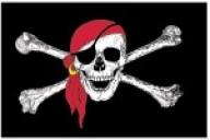 3X5 Pirate Jolly Rogers Flag