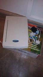 Scanner-Mustek Twainscan 600 III EP Plus