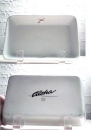 Aloha Airlines Rectangular Dish