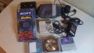 Sony Minidisc Recorder/Player MZ-N510 with car kit