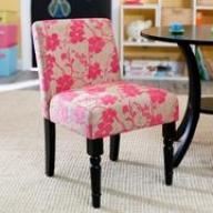 Little Girls Playtime Chairs