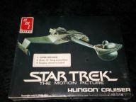 Star Trek The Motion Picture Klingon Cruiser '84