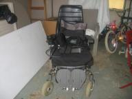 PERMOBIL C350 POWER WHEEL CHAIR