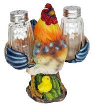 Henny Penny Salt & Pepper Shakers