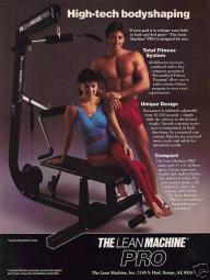 The Lean Machine Pro