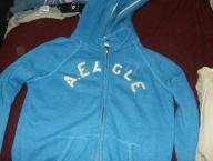 American Eagle Zip-up jacket