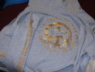 Victoria Secrets Zip-up jacket