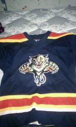 Florida Panthers Vintage logo jersey