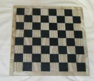CHESS BOARD - BLACK AND WHITE 1 15/16 SQARES