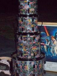 Star wars drum kit - $350 (Fort Worth)