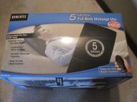 Full body Massage Mat (still in the box)