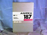 Ampex 187 Betamax Tape - blank