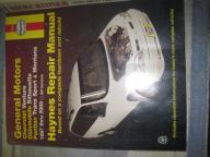Haynes 1997-2005 GM Venture/Silhouette manual