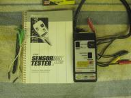Sunpro Automotive Sensor Tester