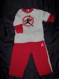 Toddler Boys Air Jordan Outfit