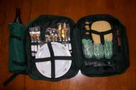 Wine Picnic Back Pack