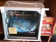 showtime Rotisserie & BBQ with recipe book