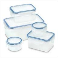 10-Piece Storage Containers
