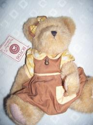 Boyds Bears Blonde Bear