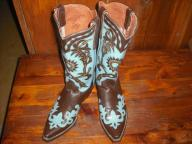 Ladies Sedona West Boots
