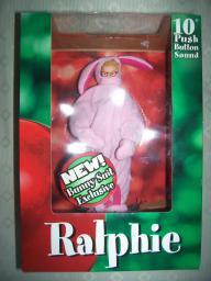 NECA Ralphie Doll
