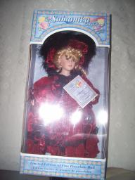 Samantha Collection  Doll