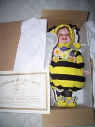 Heritage Signature Collection Bumble Bee Doll