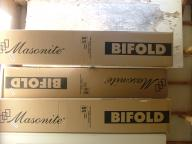 BRAND NEW IN BOX ---Bi-FOLD Doors