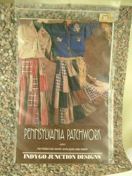 Pattern Shirt Applique and Skirt Indygo Junction Designs