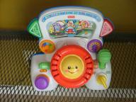 Steering Wheel Toy for Toddler