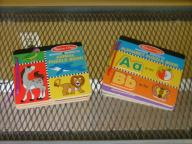 Melissa and Doug Puzzle Books
