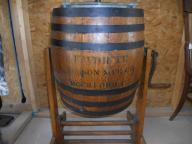 Antique Barrel Churn
