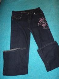 L.E.I Girls Jeans. Size 16 Regular