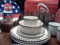 Coca Cola Dinnerware - plus