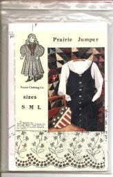 Prairie Jumper Pattern
