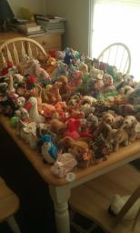 Beanie Baby Collection & Doll Collection