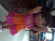 Dora Doll  Toddler Size Talks