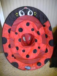 Ladybug float