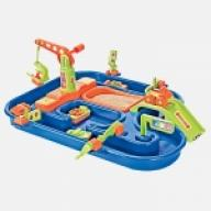 Sand and water playset