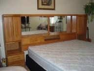 King BED with or with out MATTRESS