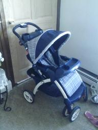 Graco carseat/stroller