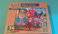 Elijiah McCoy Kids Puzzle