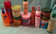 1 Face and Many Hair Products 5$ and under each