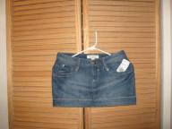 Forever 21 jean mini skirt