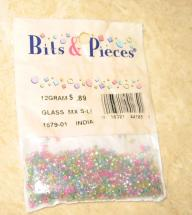Bits and Pieces Multi Color Beads