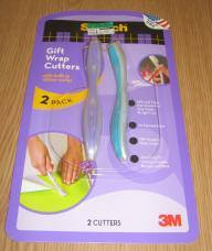 Scotch Gift Wrap Cutters 2 Per Package