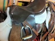 Brand new English Saddle