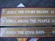 Reader's Digest Jesus and His Times VHS boxed set